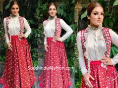 raveena tandon long skirt