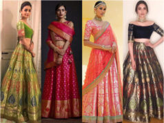 5 Reasons Why You Should Pick Banarasi Lehengas for Your D-Day