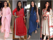 Easy and Hassle-free Indian Wear Worn By the Bollywood Divas