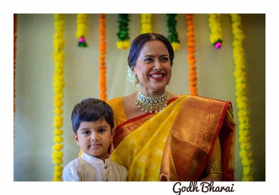 sameera reddy godh bharai (8)