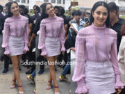 kiara advani western wear
