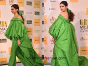 deepika padukone green dress