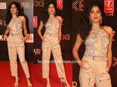 zanhvi kapoor in western wear