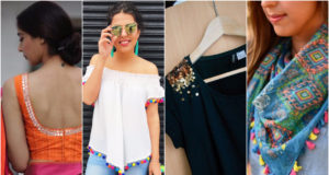 Upgrade Your Old Clothes with Easily Available Small Elements