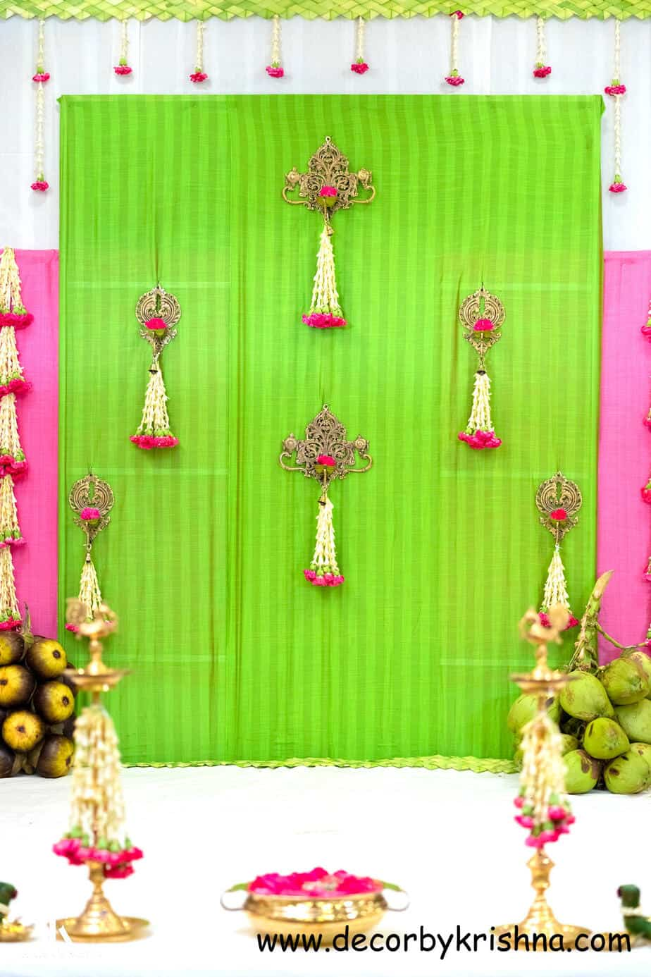 Decor By Krishna , Eco,Friendly Wedding and Party Decorators