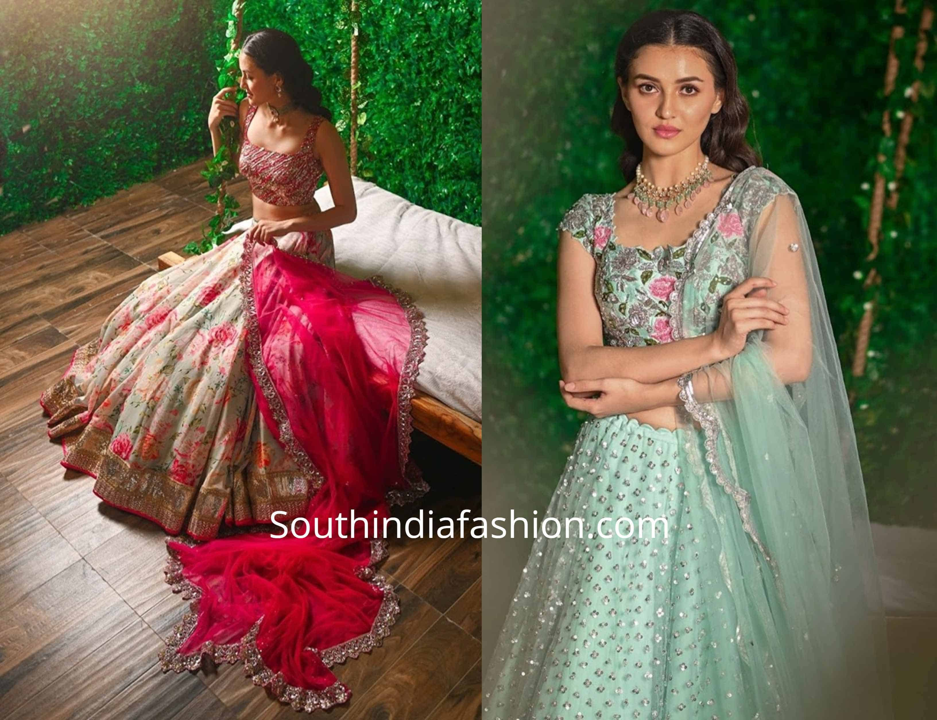 Geethika Kanumilli The Garden Soiree Collection (1)