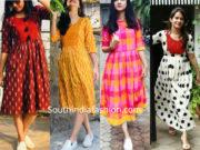 Handloom Summer Dresses