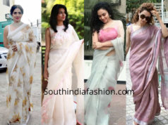 Light weight summer sarees 1