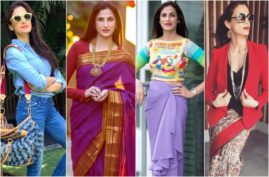 Fashion Cues To Steal From Designer Shilpa Reddy South India Fashion