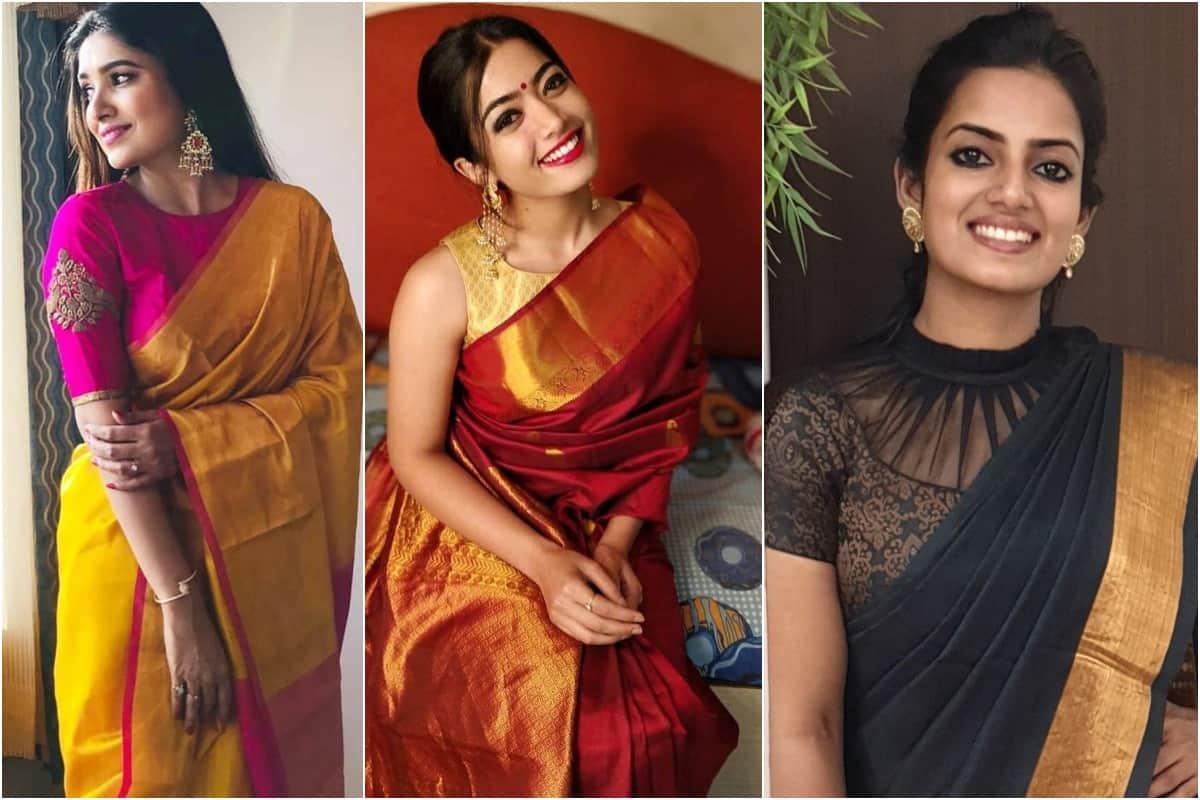 Ways to Make a Statement in a Gorgeous Silk Saree