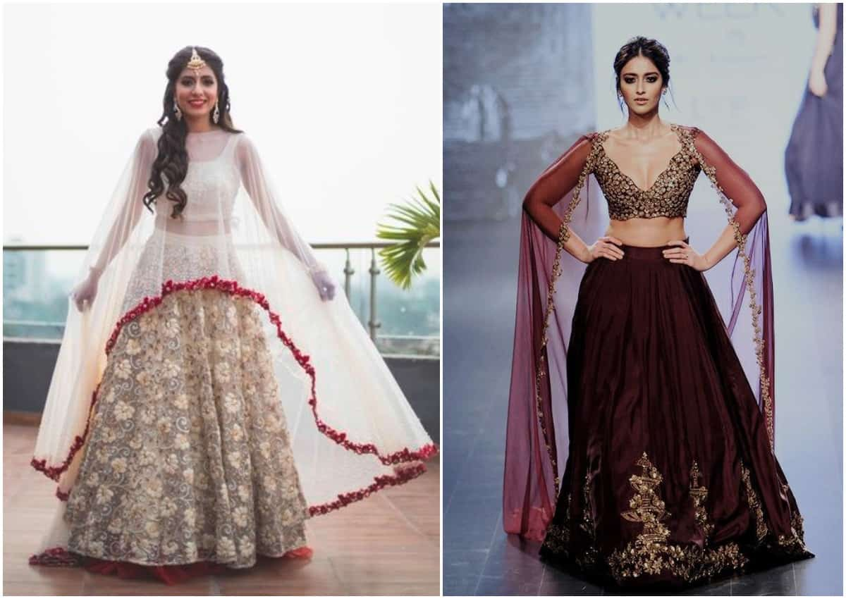 Fun Ways to Re-Style And Wear Your Lehengas Differently