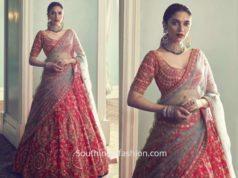 Aditi Rao Hydari in Kalki for Bride and Baraat