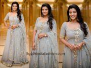 Aishwarya Rajessh in Anju Shankar for Provoke Lifestyle Awards