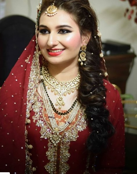 Ayesha muslim bride makeover