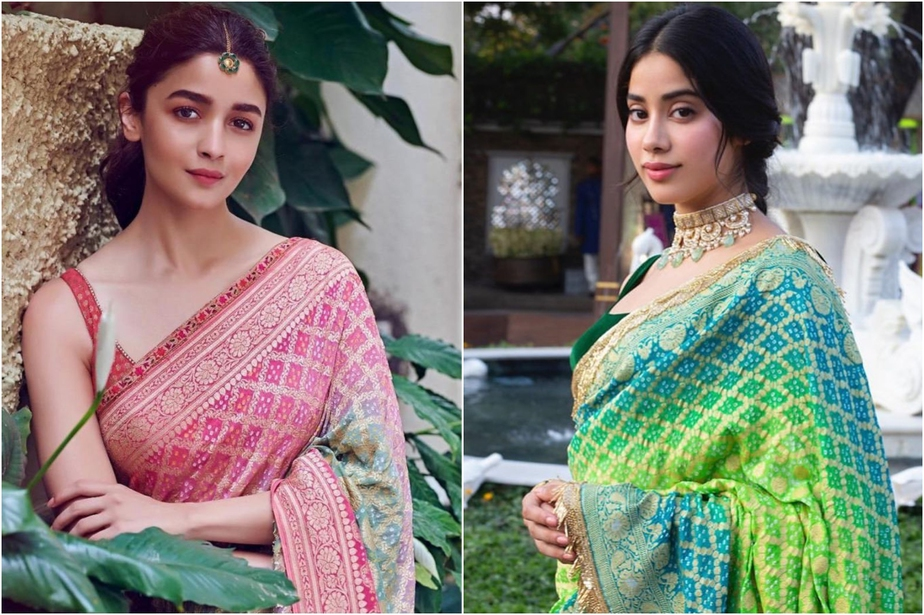 Variety of Sarees From Across 10 Indian States That You Should Own