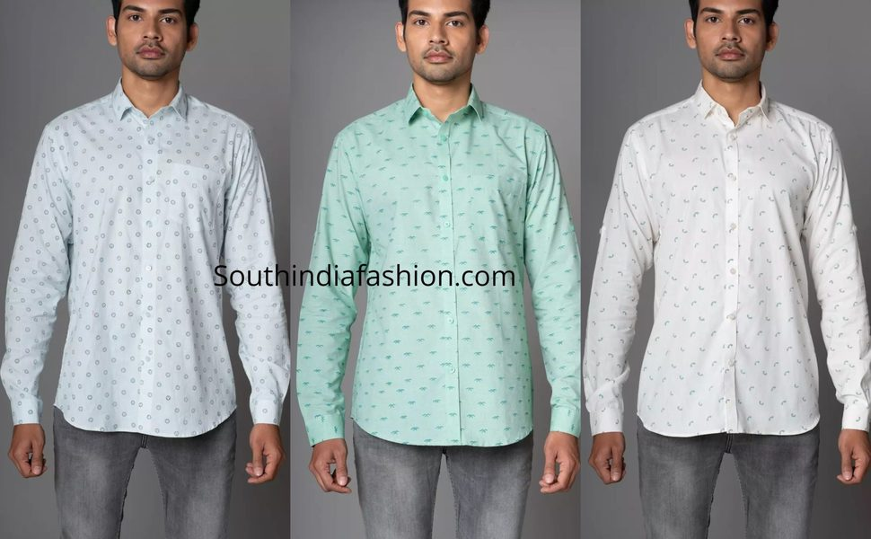 Men's Wear from Kaluva Brand By Neeraja Kona