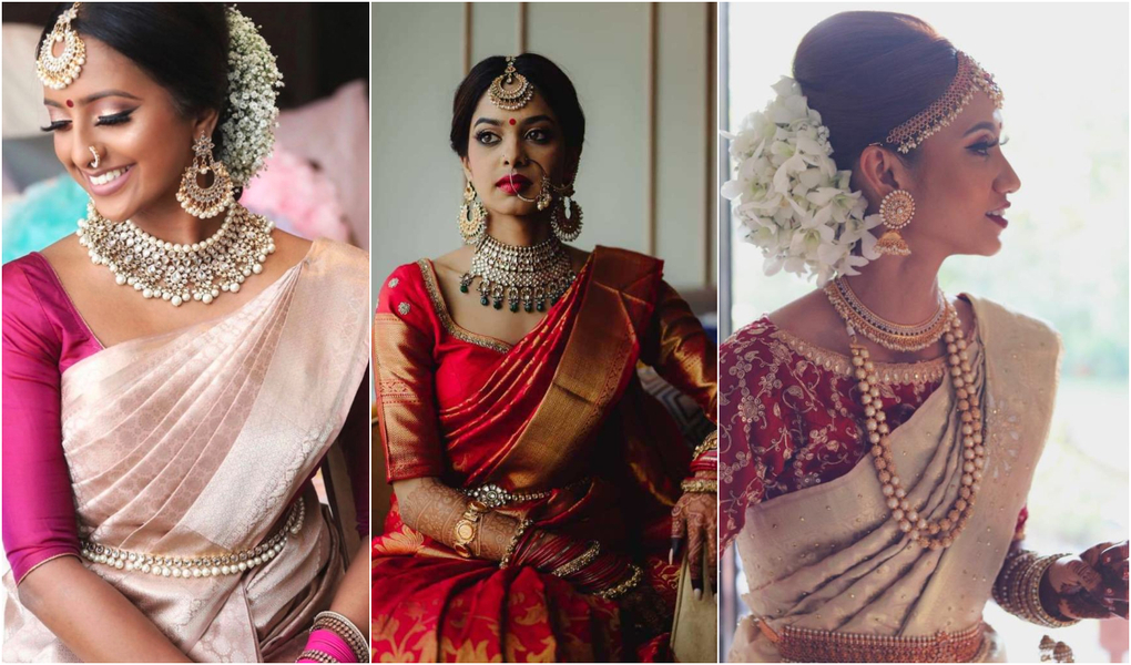 Ways to be a Chic, Fashion-Forward and Modern South Indian Bride