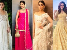 Bollywood Inspired Stylish Ethnic Wear for the Upcoming Festive Season