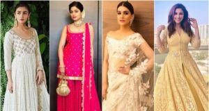 Bollywood Inspired Stylish Ethnic Wear for the Upcoming Festive Season