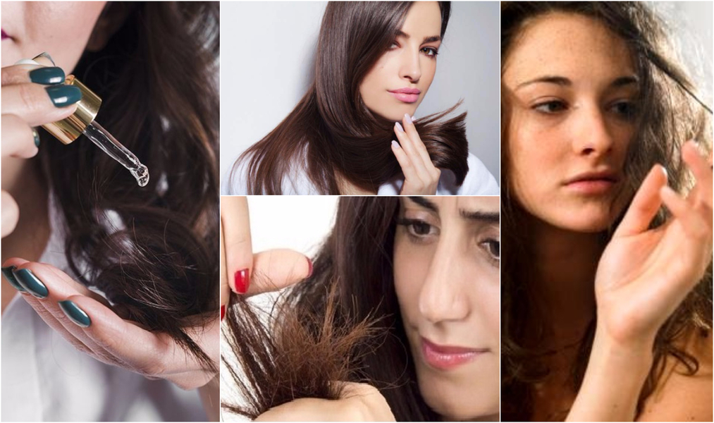DIY Hair Serums For All Your Hair Problems