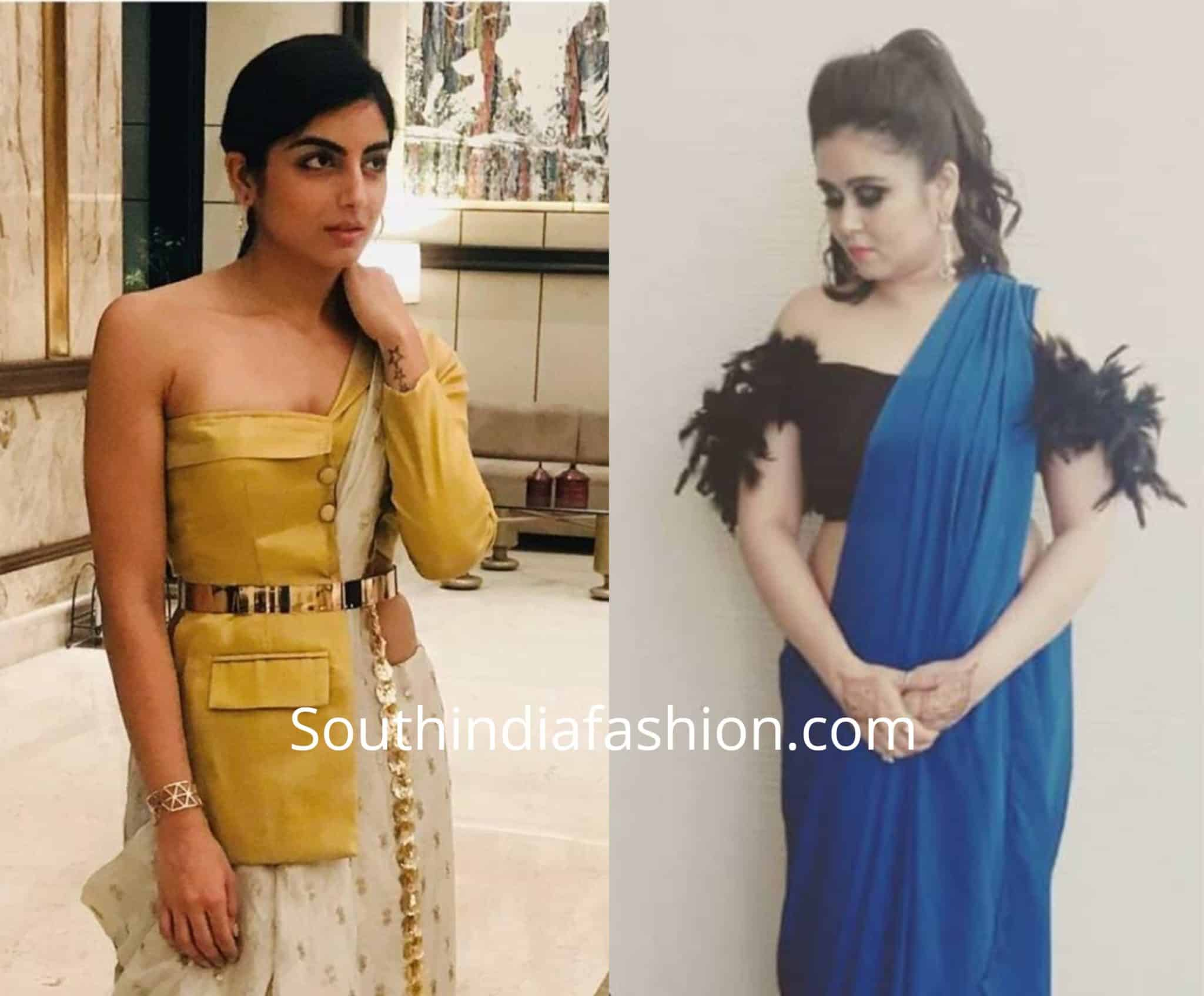 Latest Saree Blouses by Just Blouses