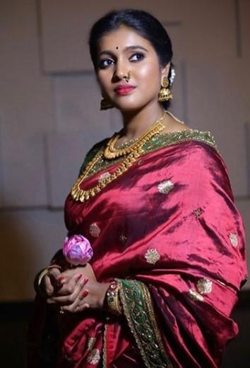 Maneesh Katam makeup