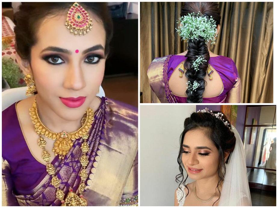 akriti sachdev makeup