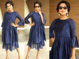 Amala Paul Images at Rakshasudu Movie Success Meet