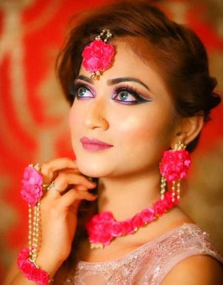 fatima khan makeup