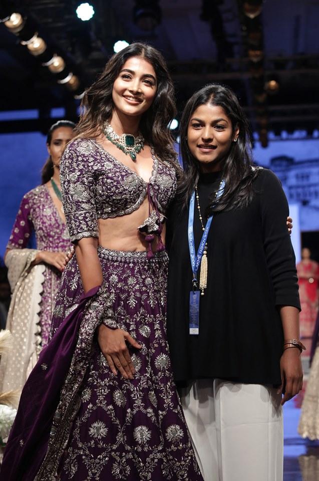 jayanti reddy lakme fashion week 2019
