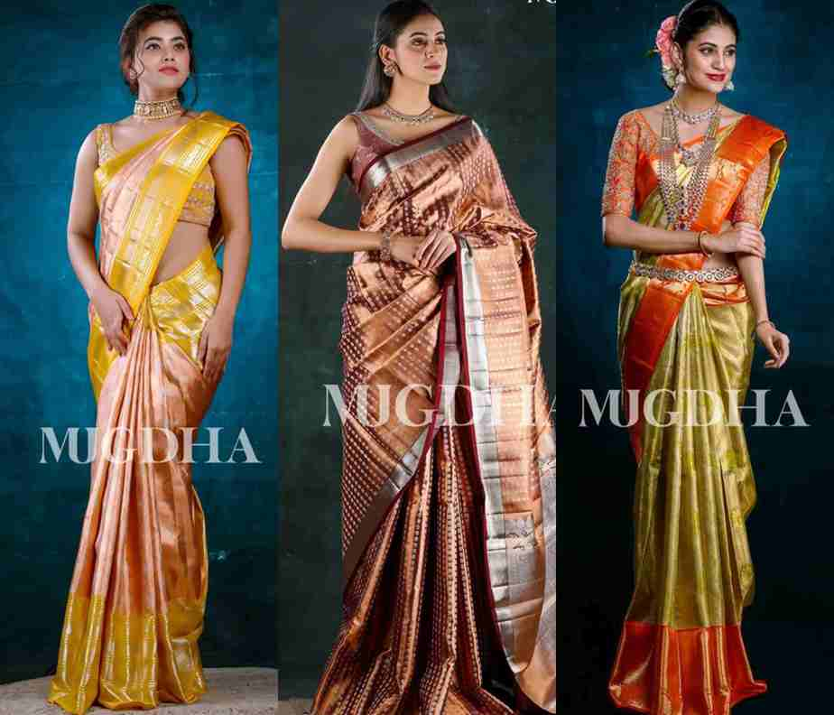 mugdha art studio bridal silk sarees (1)
