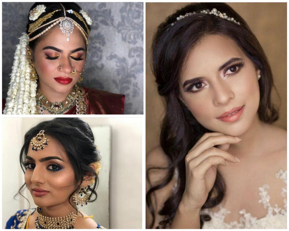 prakruthi Ananth makeup chennai