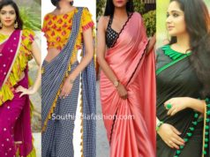 sarees with fancy borders saree borders