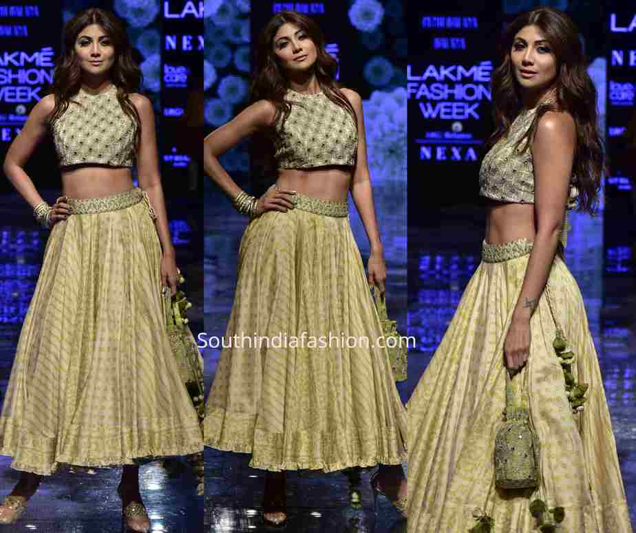 Shilpa Shetty in Punit Balana