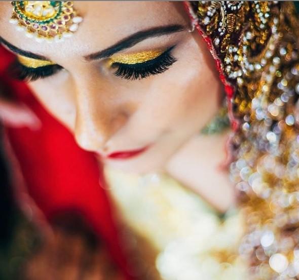 Sohini muslim bridal makeup
