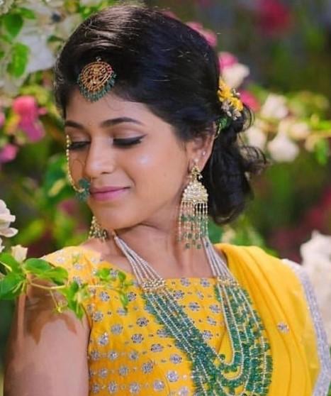 Sunitha Caringula makeup artist