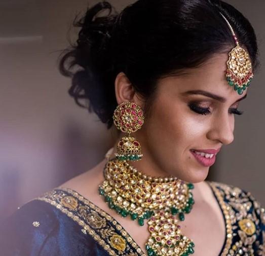 Saina nehwal makeup by tamanna