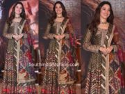 tamannaah dress at sye raa narasimha reddy teaser launch