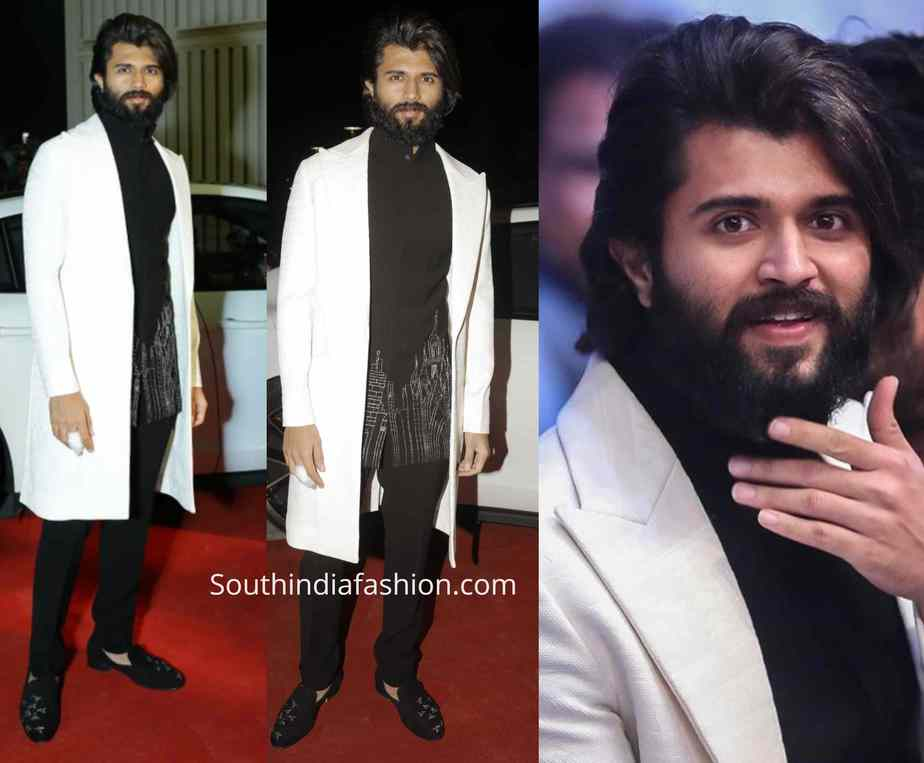 vijay devarakonda dress at siima awards 2019