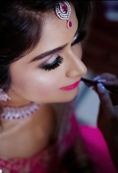 Anshita Bridal Makeover