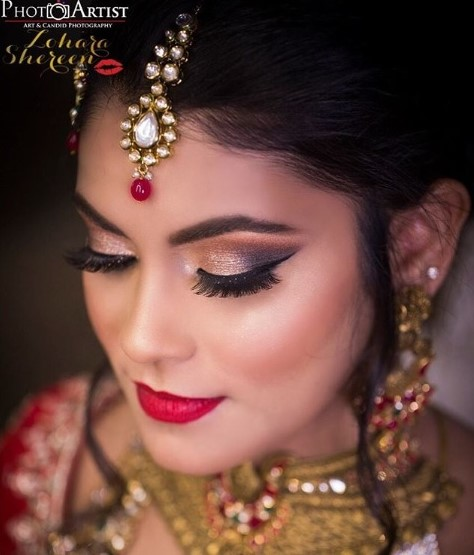 Nikah Bride makeup