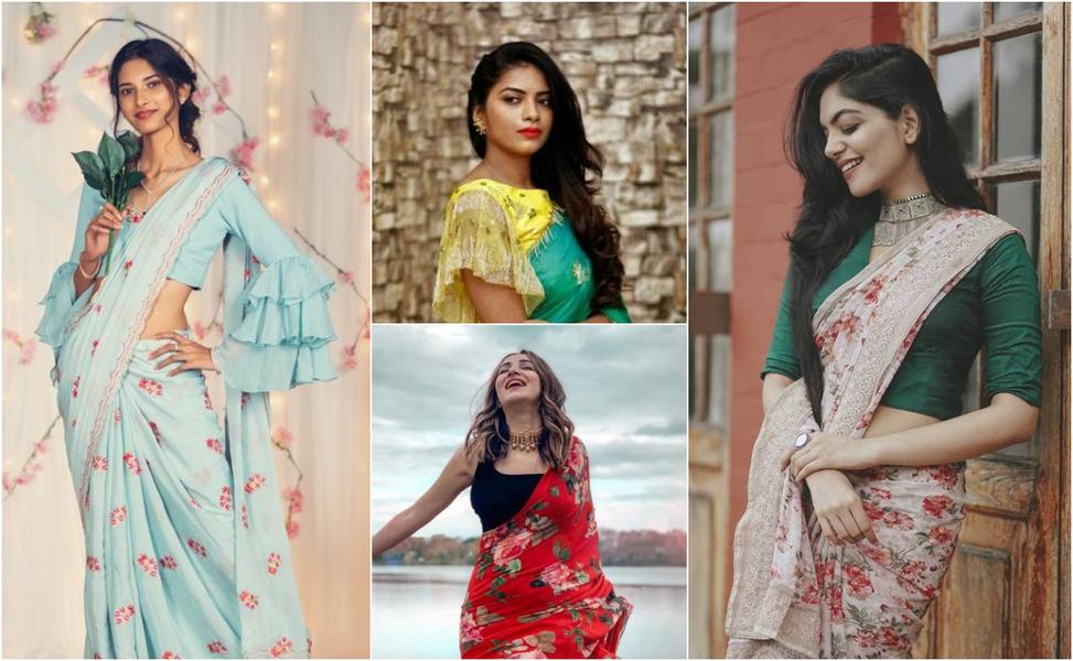 latest blouse sleeve designs 2019