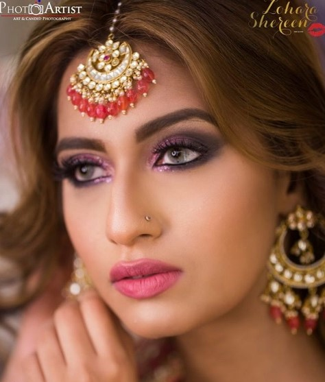 Indian Bridal Makeup