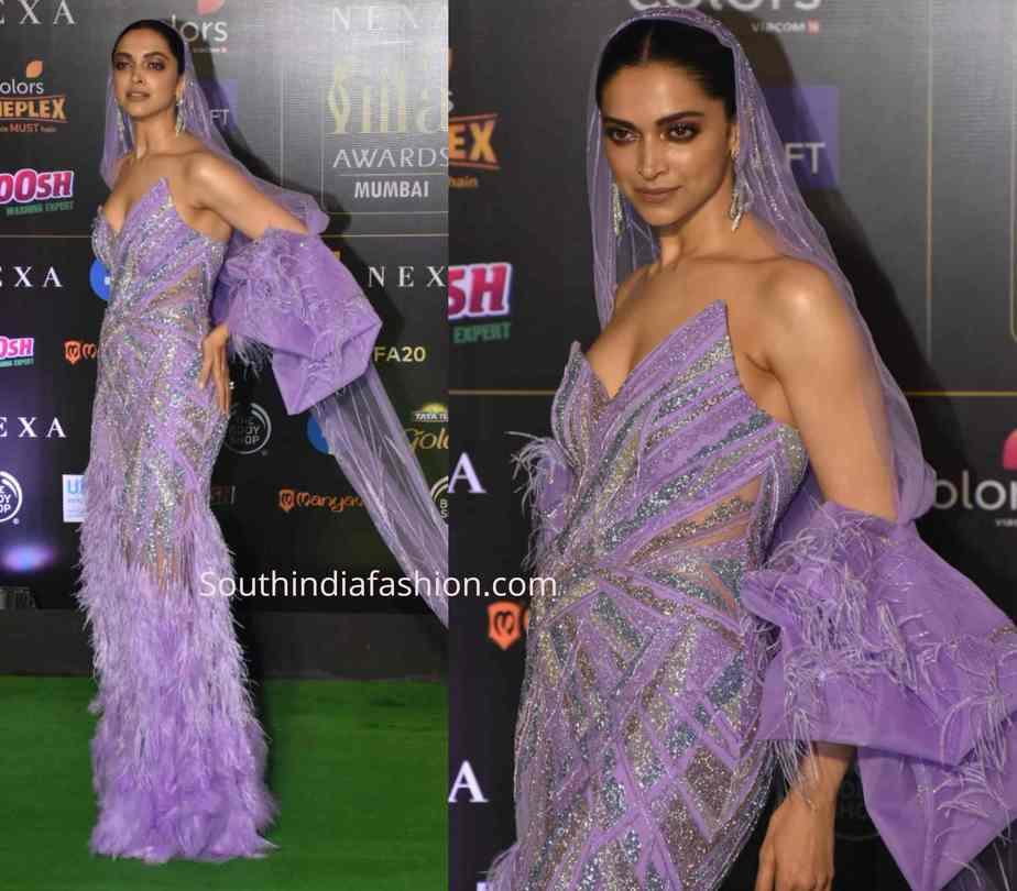 deepika padukone lavender gown iifa awards 2019 (3)