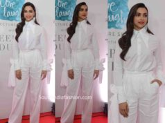 deepika padukone white and white