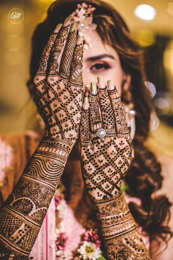 easy mehndi designs for beginners