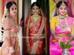 modern south indian bride