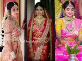 modern south indian bride