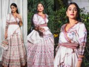 regina cassandra lehegnga at cinemahotsavam 2019 (1)