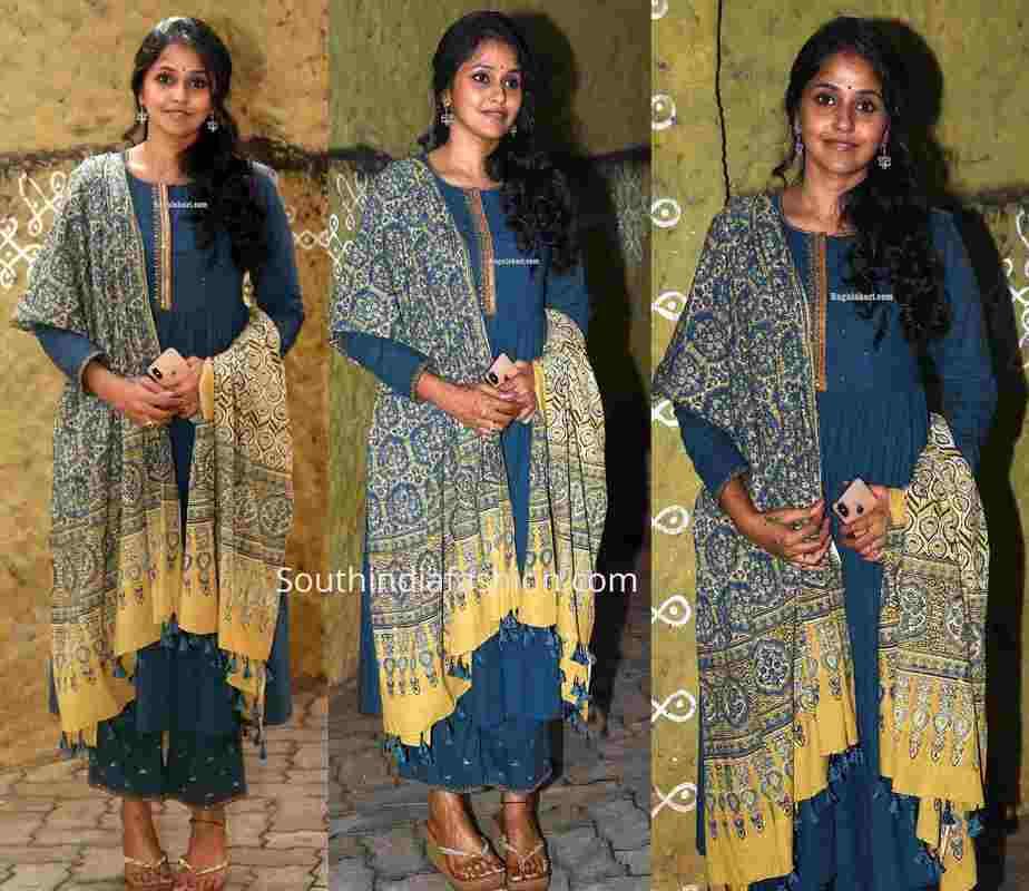 singer smitha handloom salwar kameez
